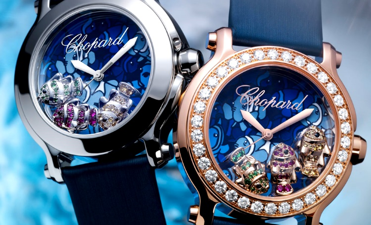 Часы Chopard Happy Fish