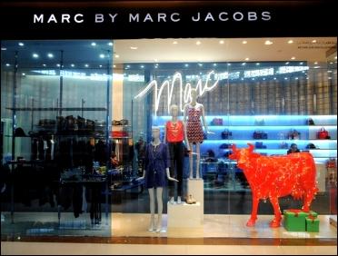 marc jacobs магазин