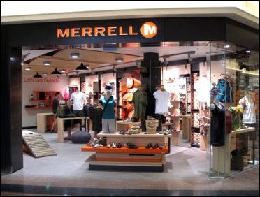 merrell магазин