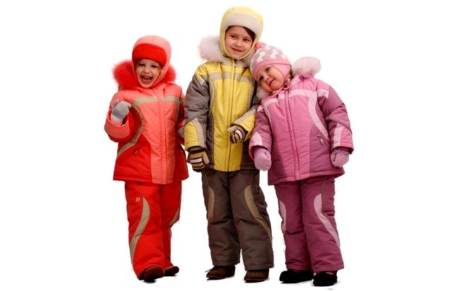 Детские зимние костюмы Шалуны