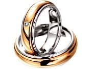 обручальные кольца яшма золото