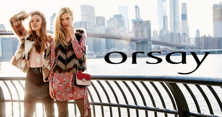 Orsay одежда для женщин