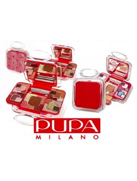 Декоративная косметика для макияжа Пупа