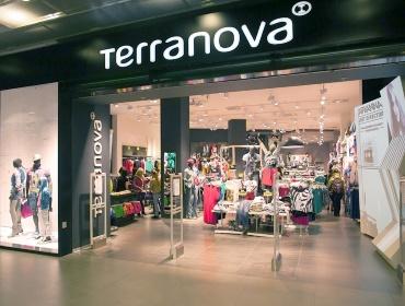 Terranova магазин
