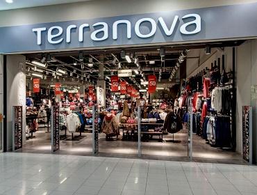 Магазины Terranova