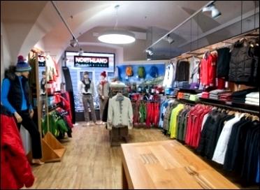магазин northland
