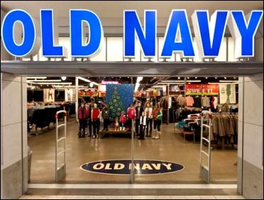 old navy магазин