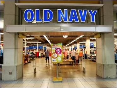 магазин old navy