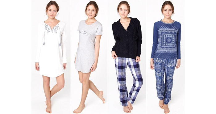 oysho пижамы