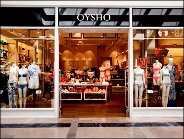 oysho магазин
