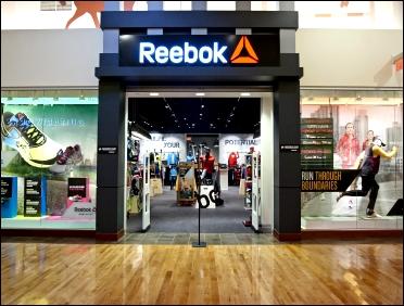 reebok магазин