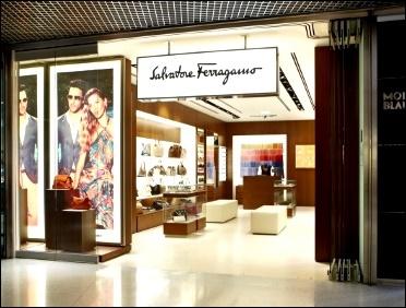 Магазин Salvatore Ferragamo
