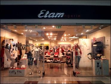 etam магазин