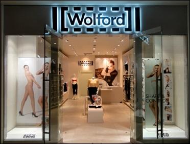 wolford магазин
