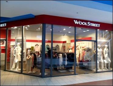 магазин woolstreet