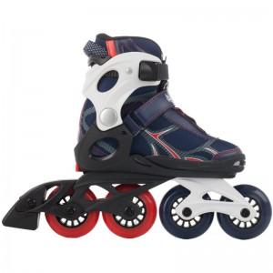 Детские роликовые коньки Fila Wizy (раздвижные)