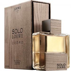Мужские духи Loewe Solo Cedro