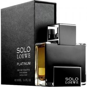 Мужская туалетная вода Loewe Solo Platinum