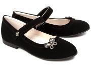 туфли для девочки антилопа