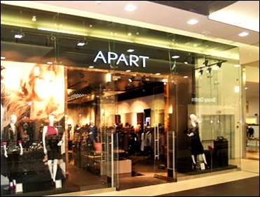 apart магазин