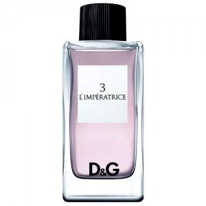Туалетная вода Dolce & Gabbana 3 L'imperatrice