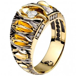 Кольцо из коллекции Ринго