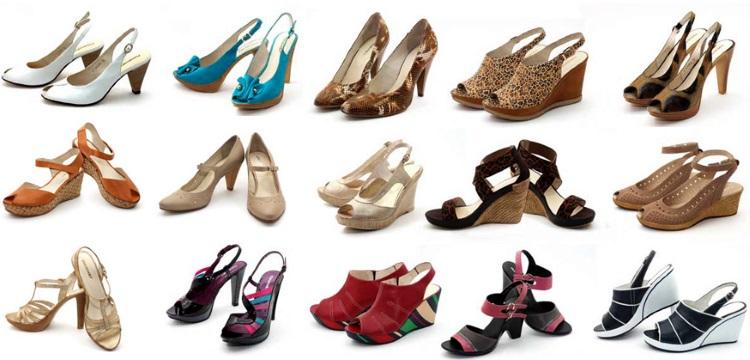 Женские туфли Юничел