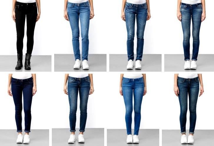 джинсы остин