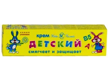 Детский крем Невская косметика