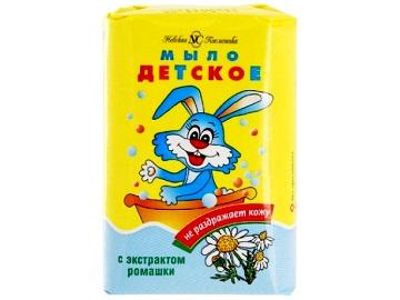 Детское мыло Невская косметика