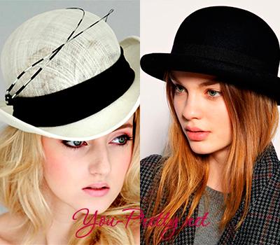 подобрать шляпу